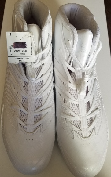 pretty nice a3884 577ef Adidas mens freak x carbon mid football cleats